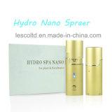 Mini Handy Nano Mist Spray Instrumento de beleza recarregável com USB Power Bank