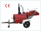 ATV ha rimorchiato lo sfibratore di legno, trinciatrice di legno rimorchiata rimorchio, 18HP, 22HP, 30HP, 40HP, modello 50HP