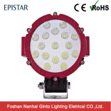 7inch runde LED Arbeits-Lichter für Traktor, nicht für den Straßenverkehr, ATV, Exkavator, Auto-Autoteil