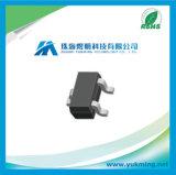 Diode Zener de Taiwan de la composante électronique Bzx84c2V7