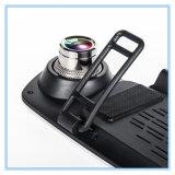 5 auto gravador de vídeo da polegada FHD 1080P com duas câmeras