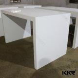 Langen schmalen festen Oberflächeninsel-Kostenzähler-Tisch-Stab anpassen