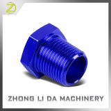 Montage van de Ring van het Lichaam van de Klep van de Cilinder van het aluminium de Hydraulische