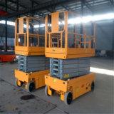 China Scissor la elevación automotora de la fábrica de la elevación