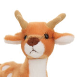 Em71 Qualidade Bonitinho De Veado De Pelúcia Macia De Pelúcia Animal Toy