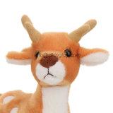 En71 Herten van het Stuk speelgoed van de Pluche van de Kwaliteit de Leuke Bevlekte Gevulde Dierlijke