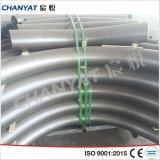 Aço de liga sem emenda dobrado de acessórios de tubos
