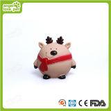 Sprachweihnachtsdekoratives Hundehaustier-Spielzeug