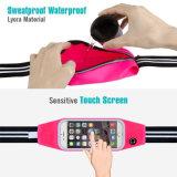 携帯電話のための防水連続したベルトのウエスト袋