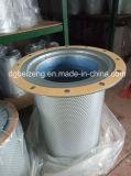 Separador de petróleo das peças do compressor de ar de Copco 1614952100 do atlas