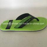 O deslizador dos homens Flip-Flops elegante com Insole de EVA