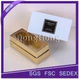 De Doos van het Parfum van de Luxe van Hotsale van het Ontwerp van de Lade van het Embleem van Silkscreen