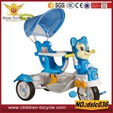 Trike elegante del cabrito de la buena calidad del modelo nuevo/triciclo del bebé