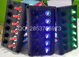 Auto Parts interruptor eléctrico LED DIP Interruptor Rocker interruptor Barco Panel