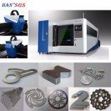 Резец лазера машинного оборудования вырезывания металла волокна с источником лазера Ipg/Raycus