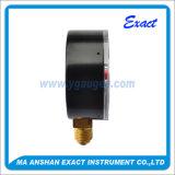 La migliore pressione di qualità Misurare-Misura con rivestimento rosso - manometro del bordone