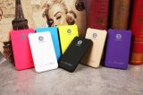 Li 중합체 7000mAh 5V2a 이중 USB Portable 보편적인 이동할 수 있는 힘 은행을 주문을 받아서 만드십시오