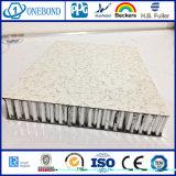 Panneaux en aluminium de nid d'abeilles de HPL pour le matériau de décoration