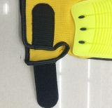 オイル証拠および耐衝撃性手の保護安全手袋