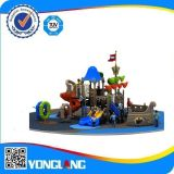 Carid Corsair serie Playground euqipment galvanizado juguete Pipe