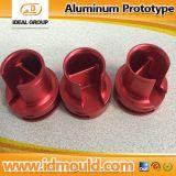 O protótipo rápido fazendo à máquina personalizado do metal do CNC fabrica peças sobresselentes