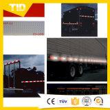 Fluorescente Gele het Merken van de heup punt-C2 Weerspiegelende Sticker voor Vrachtwagen