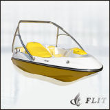 el 16FT barco del deporte de 4 pasajeros