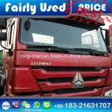 Camion utilizzato del trattore di HOWO del trattore 375HP del camion di HOWO