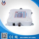 GSM WCDMA de Mobiele Spanningsverhoger van het Signaal van de Telefoon 900/2100MHz