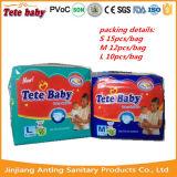 Cuidar a fabricante soñoliento superventas del pañal en exceso del bebé del cuidado suave