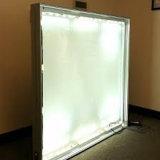 Рекламировать коробку картинной рамки ткани освещенную контржурным светом СИД освещенную контржурным светом светлую