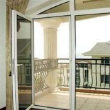 공장 가격 최고 인기 상품 Aluminumglass 문 또는 여닫이 창 문