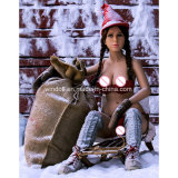 148cm Geschlechts-Puppe mit grosser der Brust-Esels-dünnen Taille für Männer