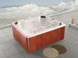 Da banheira quente da massagem do Sell de Monalisa TERMAS 2017 ao ar livre