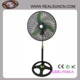 ventilateur du stand 18inch avec le Gril-Dessus en plastique se vendant en Amérique du Sud