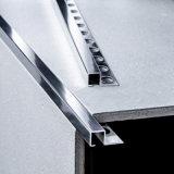 Ajuste de aluminio del azulejo del perfil de la protuberancia para la cocina moderna