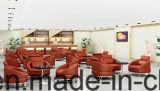 Het Meubilair van de Hal van het Hotel van de Manier van de Bank van de Vergadering van de Conferentie van de Ontvangst van het leer (ul-JT643)