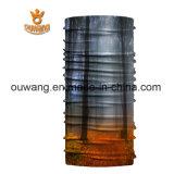 Bandana esterno funzionale senza giunte del tubo di stampa di scambio di calore multi