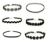 新しいデザイン女性の宝石類の方法ネックレス党宝石類