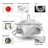 Máquina portátil da remoção do cabelo do Permanent 808nm do OEM do ODM do fabricante para o uso da HOME dos TERMAS do salão de beleza do uso da clínica
