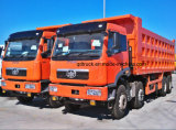 Carro de volquete de CA3256P2K2T1EA81 FAW RHD