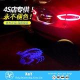 Laser-WARNING-Rückseiten-Endstück-Nebel-Licht des Spitzenauto-Antikollisions-LED