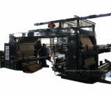 2つのカラー柔軟材包装の物質的なFlexo印字機