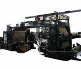 Impresora de Flexo del material de empaquetado flexible de dos colores