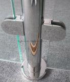 10.76-12.76mm 유리를 위한 중간 D 평면 유리 죔쇠