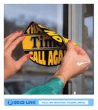 Película auta-adhesivo del PVC del vinilo con ventas calientes