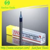 Hartmetall-Ausschnitt-Hilfsmittel-flaches Scherblock-Enden-Tausendstel