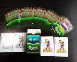 Cartões de jogo do póquer da cerveja de Carlsberg para o euro- copo