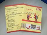 카드 광택 필름 Borchure를 인쇄하는 풀 컬러