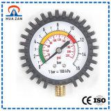Gummi lud Reifen-Druck-Messinstrument-Großverkauf-Niederdruck-Gummireifen-Anzeigeinstrument auf